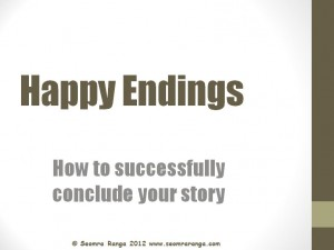 happy ending story essay Reaction to the short story, happy endings margaret atwood presents different scenarios of relationships between men and women as the scenarios progress.