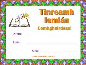 Tinreamh Iomlán