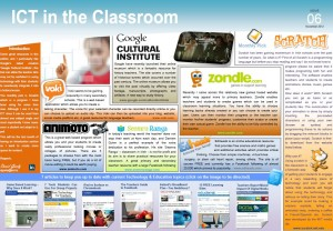 ICT in the Classroom eBulletin – Issue 6