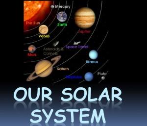Solar System Planet Information