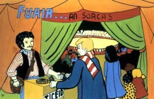 Hóra a Pháid – Ceacht 16: An Sorcas