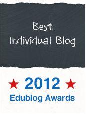Seomra Ranga Wins Edublog Award