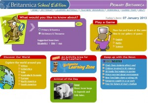 Free Pupil Access To Encyclopaedia Britannica