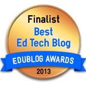 Best Ed Tech Blog Edublog Awards