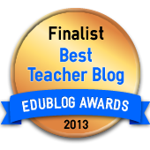 Best Teacher Blog Edublog Awards