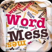 Word Mess App