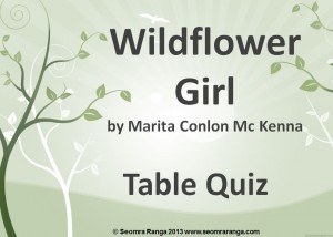 Wildflower Girl Table Quiz