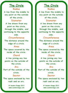 The Circle Bookmarks