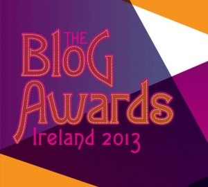 Blog Awards Ireland 2013