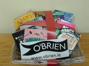 O'Brien Press Book Hamper