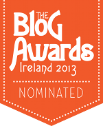 Seomra Ranga Nominated for Blog Award