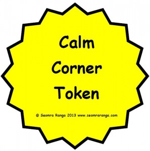 Calm Corner Tokens
