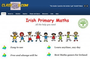 Class Maths Website