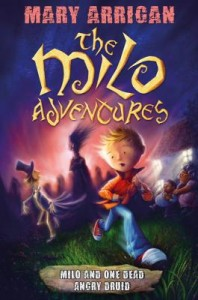 Book Review: Milo and One Dead Angry Druid