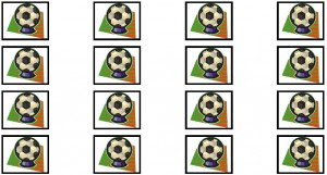 Soccer Ball Tokens