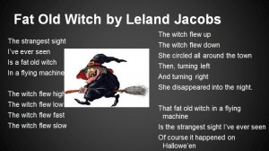 Fat Old Witch