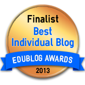 Seomra Ranga Nominated for 3 Edublog Awards
