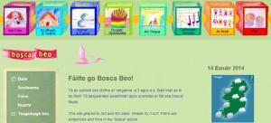 Bosca Beo Website