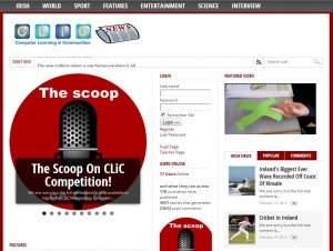 Guest Post – CLiC News: Website Review