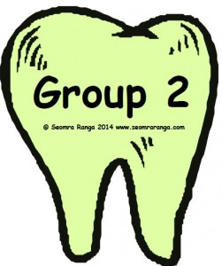 At the Dentist Group Names 02