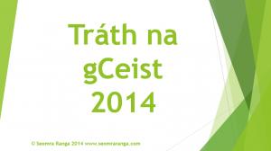 Tráth na gCeist 2014