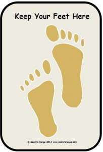 Foot Mat