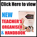 Lettertec Teacher Organiser