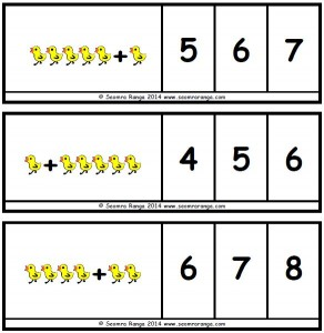 Peg Easter Maths 02