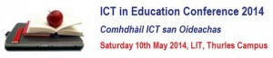 ICT in Education Conference 2014