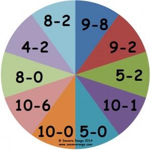 Peg Disc Maths 03