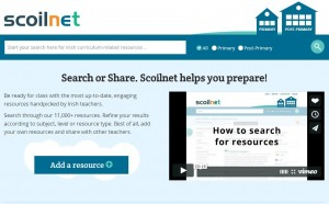 Scoilnet Website Re-Launched