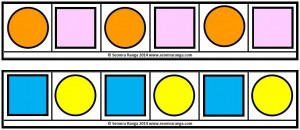 Image result for repeating pattern shapes