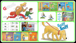 Guest Post: Read With Biff, Chip and Kipper App