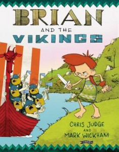 Book Review: Brian and the Vikings