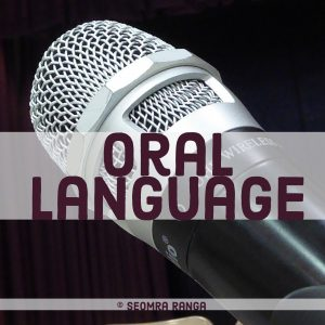 Oral Language Resources