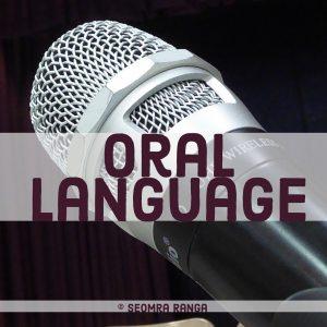Oral Language Resources