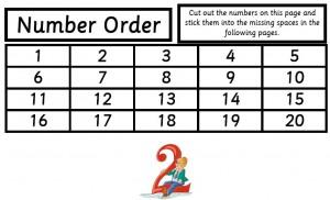 Number Order 03
