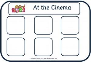 School, Swimming Pool and Cinema Sorting