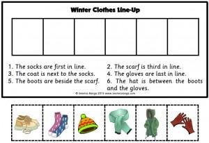 Winter Line Ups