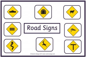 Road Signs Matching 02