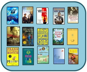 List of Class Novels – 5th & 6th Class