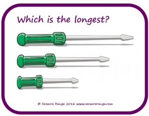 Which is the Longest/Shortest?