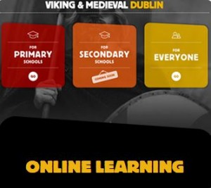 New Dublinia Interactive Resources Site