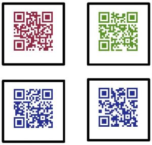 Animal Homes QR Codes