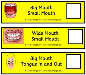 Mouth Exercises
