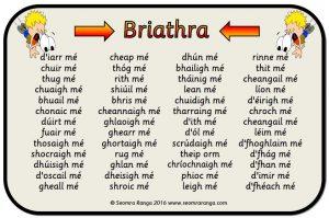 Mata Focal: Briathra