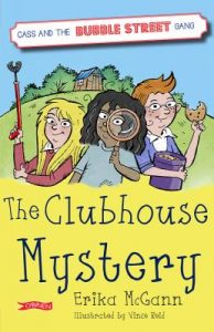 Book Review: The Clubhouse Mystery