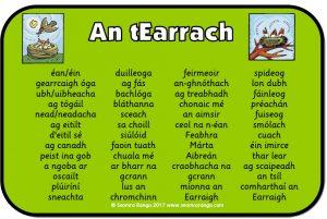 Mata Focal – An t-Earrach