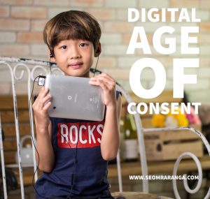 Digital Age Of Consent Set At 13