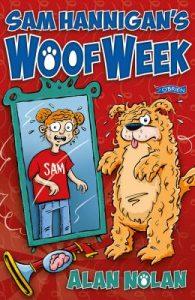 Book Review: Sam Hannigan's Woof Week